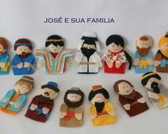Dedoches - Familia de José do Egito