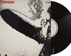 Capa de Disco no Azulejo - Led Zeppelin