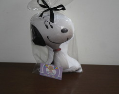 Almofada snoopy formato do personagem