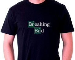 Camisetas Séries Breaking Bad 2091