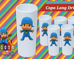 Copo Long Drink - Pocoyo