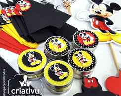 Kit Festa Scrap Mickey Exclusive
