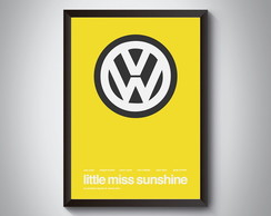 "Quadro ""Little Miss Sunshine"""