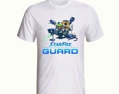 Camiseta Personalizada Star Fox Guard