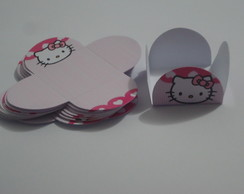Forminha Hello Kitty estampada