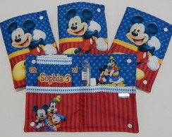KIT HIGIENE MICKEY MOUSE