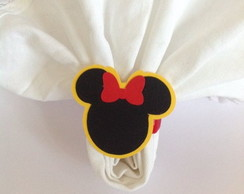 porta guardanapo minnie - mickey