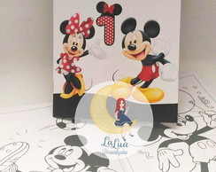 Revista Para Colorir Mickey e Minnie