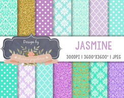 Papel Digital Jasmine