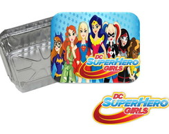 Marmitinha Dc Super Hero Girls
