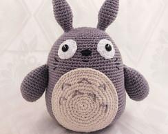 Amigurumi Totoro Receita : Amigurumi totoro elo