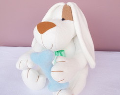 Cachorrinho decorativo - 30 cm sentado