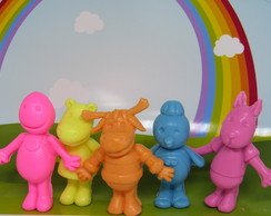 Backyardigans Sabonetes