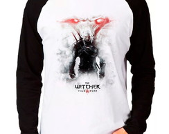 Camiseta The Witcher 3 Wild Hunt Longa