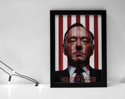 Quadro House of Cards