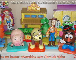 kit Toy Story isopor fibra seminovo