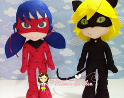 Lady bug e catnoir