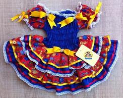 Vestido de festa junina infantil em campinas