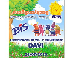 Arte digital - Bis Backyardigans