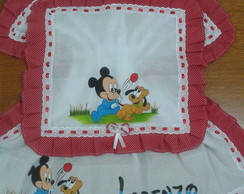 Kit fraldas Mickey e Pluto