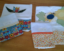 Kit Panos de pratos e patchwork