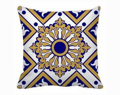7ee1a4ce203107 Almofada Azulejo Português - Kit 2 Capas no Elo7 | Boutique de Casa ...