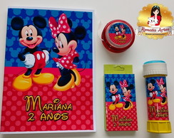 Kit alegria MICKEY E MINNIE