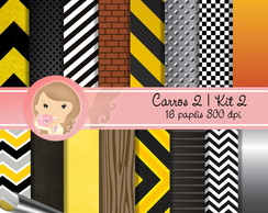 Kit Digital Scrapbook CARROS 2 (Kit 2)pp