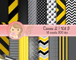 Kit Digital Scrapbook CARROS 2 (Kit 3)pp