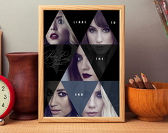 Poster: Pretty Little Liars (A4)