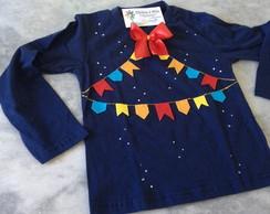 eedd768140 Camisa Festa Junina Personalizada