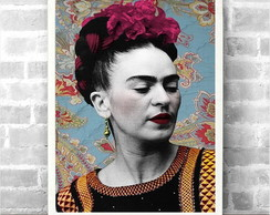 Frida Kahlo pop art