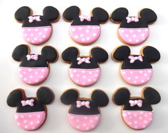 Biscoito Mickey e Minnie