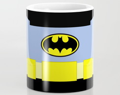 Caneca BatMan - Superhero