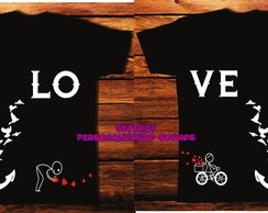 kit Camiseta love ancora