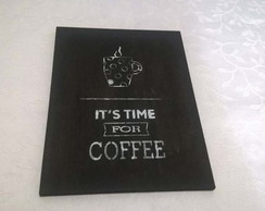 Quadro Decorativo Coffe 2