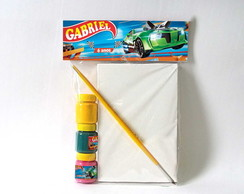 Kit Pintura Hot Wheels