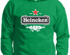 Moletom Heineken Trade