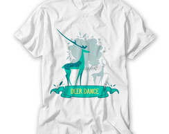 Camiseta Deer Dance