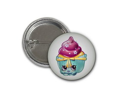 Botton Shopkins - 2,5cm