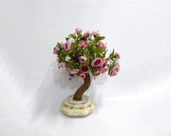 Arranjo Bonsai Artificial Cerejeira