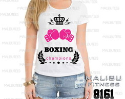 baby look academia boxing pink 8161