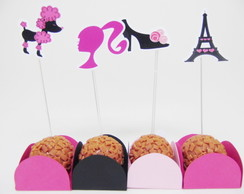Topper Barbie Paris