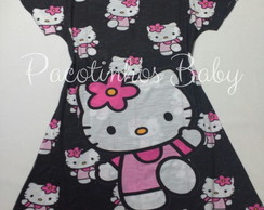 Vestido Hello Kitty (tam P adulto)