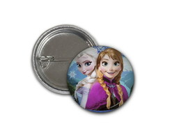 Botton Frozen 2,5cm