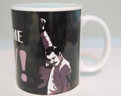 Caneca Queen Don't Stop Me Now! Fred Mer