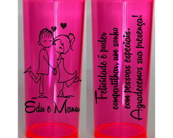 100 Copo Long Drink Personalizados