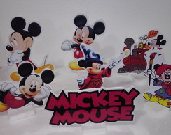 Kit de mesa Mickey Mouse