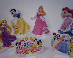 Kit de mesa Princesas Disney