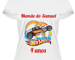 Kit Família Hot Wheels